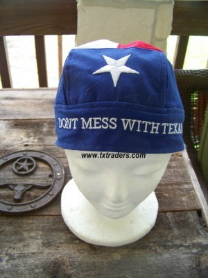Don't Mess with Texas Doo Rag