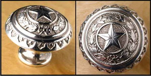 Texas State Capitol Dome Drawer Pull or Door Knob