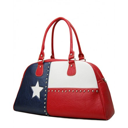 Texas Flag Carry On Bag/Duffle Bag