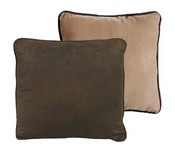 Euro Sham - Reversible - Light Tan