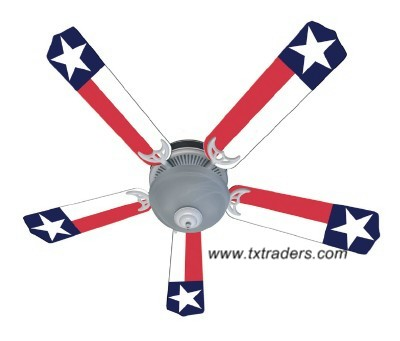 Flag ceiling fan with light 52 texas flag ceiling fan with light 52 aloadofball Image collections