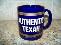 Authentic Texan Coffee Mug