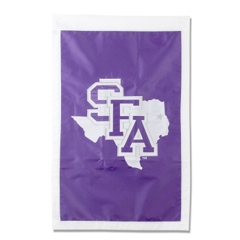 Garden Flag for Stephen F Austin University-SFA