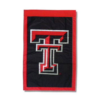 Garden Flag For Texas Tech Red Raiders