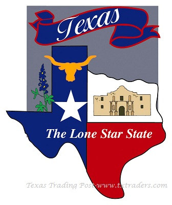 Garden Flag Texas Lone Star State