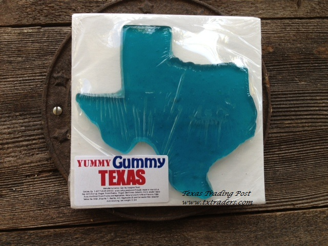Texas Yummy Gummy Candy