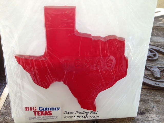 Texas Size Yummy Gummy Candy
