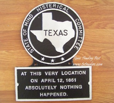 Histerical Plaque - At this very location...Texas Histerical Sign