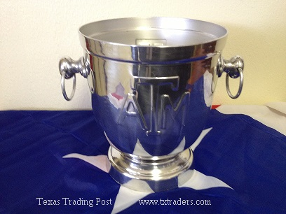 A&M Ice Bucket or Wine Holder - Entertain Texas Aggie Style!