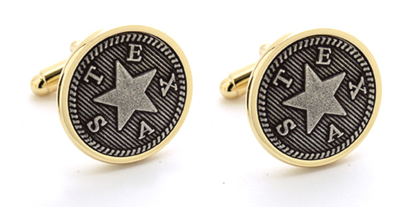 Cufflinks - First Republic Flag