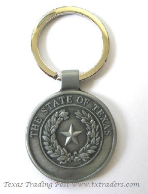Key Ring with our Texas State Seal