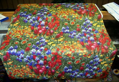 Fabric - Texas Bluebonnets & Wildflowers