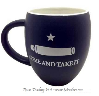 Come and Take It Texas Coffee Mug