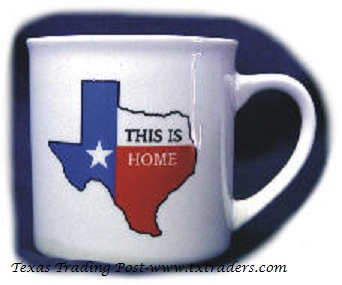 Coffee Mug - Texas This is Home