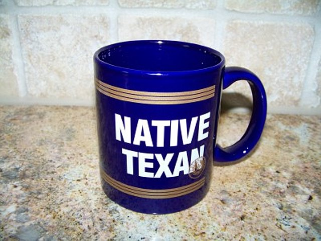 Native Texan Coffee Mug