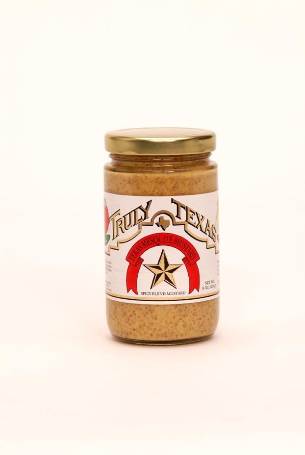 Truly Texas - Texas Mesquite Mustard
