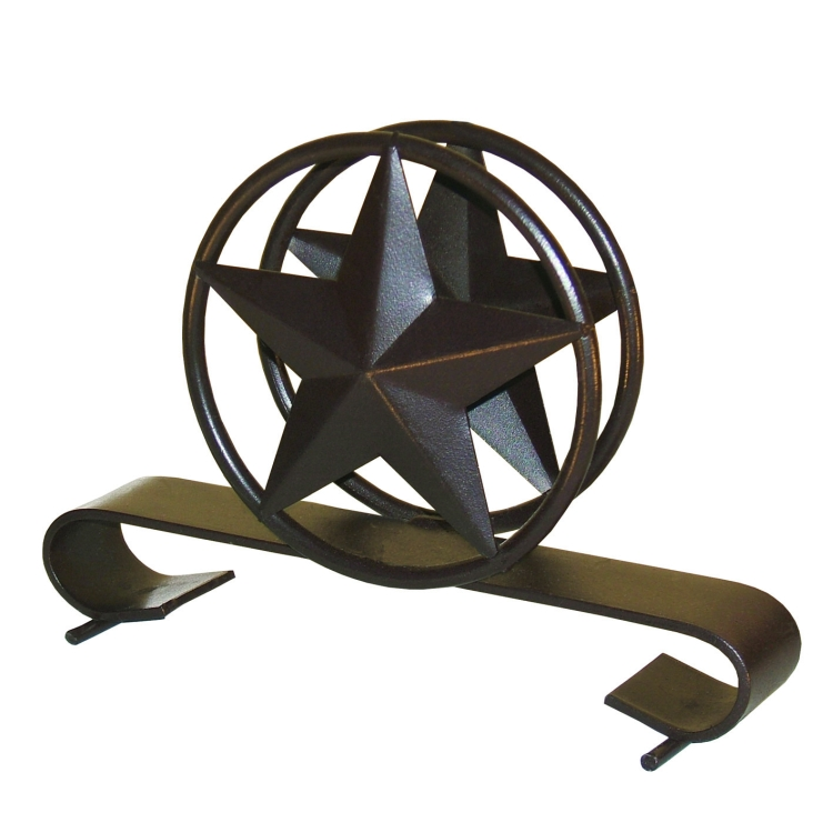 Texas Lone Star Napkin Holder