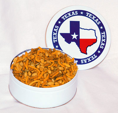 Texas Nut Mix - Cajun Nut Mix - Texas Pecans