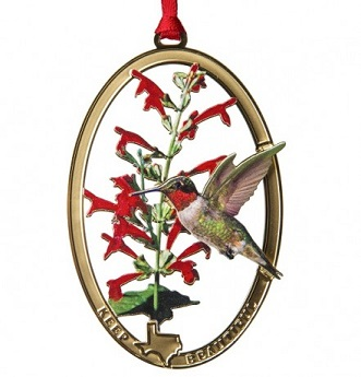 Keep Texas Beautiful Ornament 2014 - 11th Edition