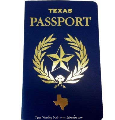 Texas Passport - For your VIPs Visiting Texas!