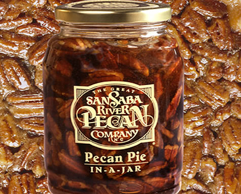 Pecan Pie-in-a-Jar - Made in Texas!