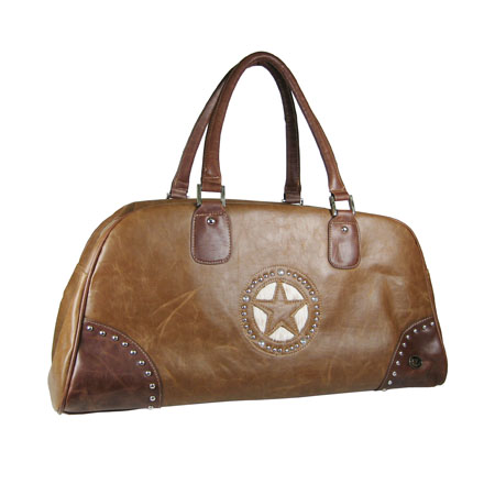 Texas Lone Star Duffel Bag-Texas Size!