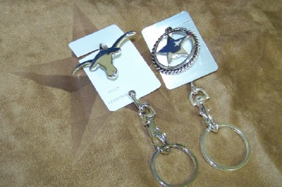 Texas Purse Hook for Keys