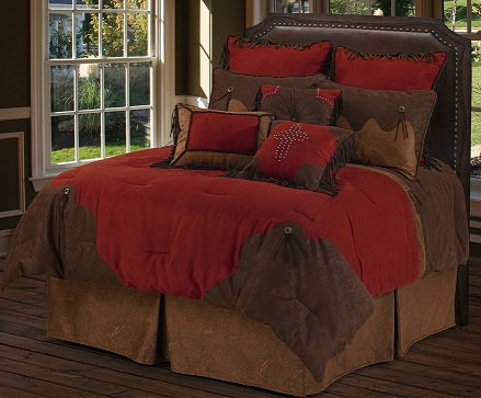 Bedroom Decor, Bedding, Western Bedspreads