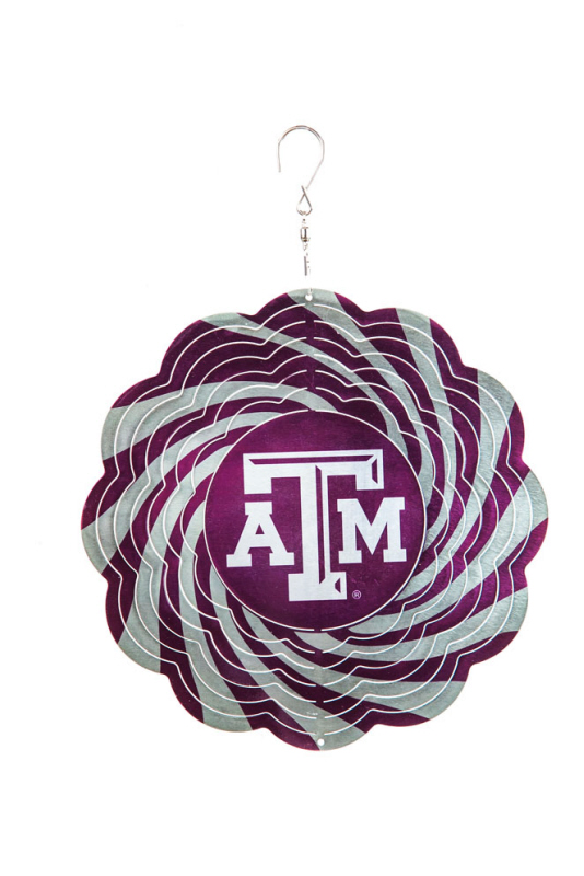 Texas A&M Wind Spinner for our Texas Aggies