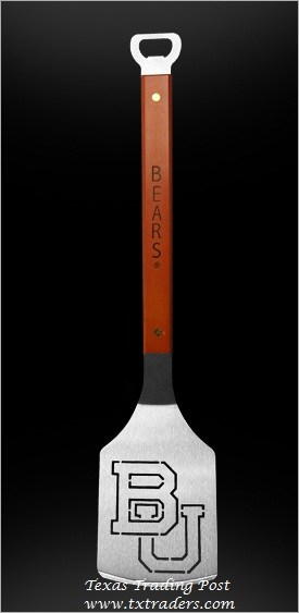Sportula Baylor Bears - Great Tailgate or BBQ Cookoff Spatula