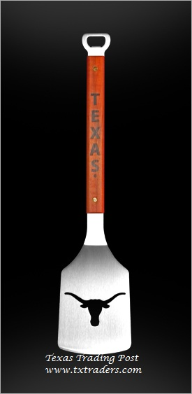 Sportula U.T. Longhorns - Great Tailgate or BBQ Cookoff Spatula