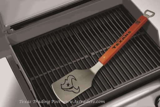 Sportula Houston Texans - Great Tailgate or BBQ Cookoff Spatula