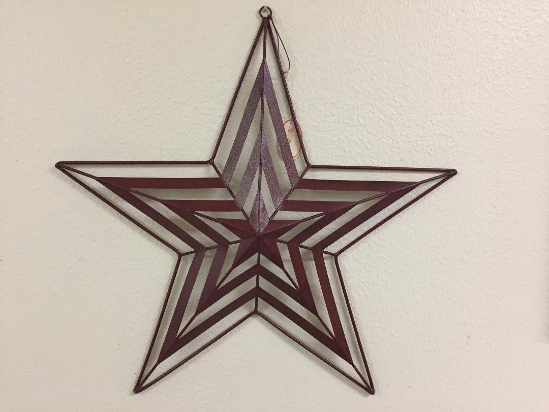 Texas Lone Star Wall Decor