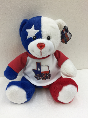 Texas Teddy Bear - So Cute!!!