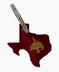 Bottle Opener - Texas State Pop A Top