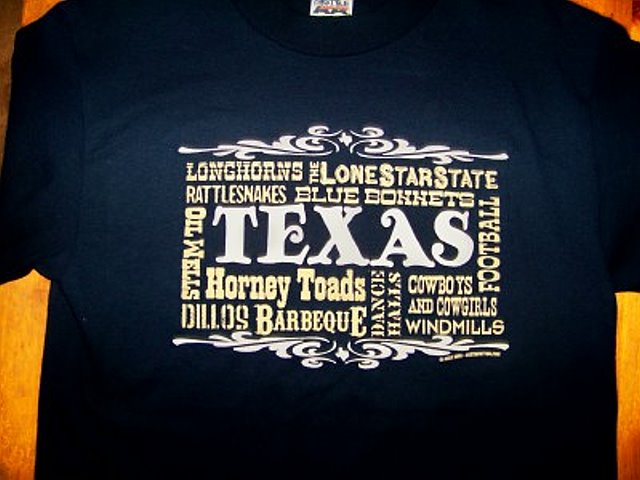 Texas Memories  T-Shirt