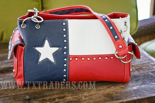 Texas Flag Purse