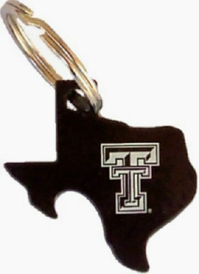 Bottle Opener - Texas Tech Pop A Top
