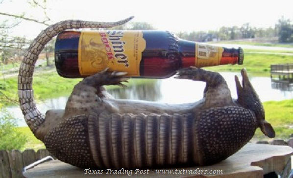 Armadillo Wine Holder