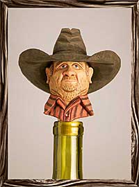 Excess Success - Texas Wine Stopper